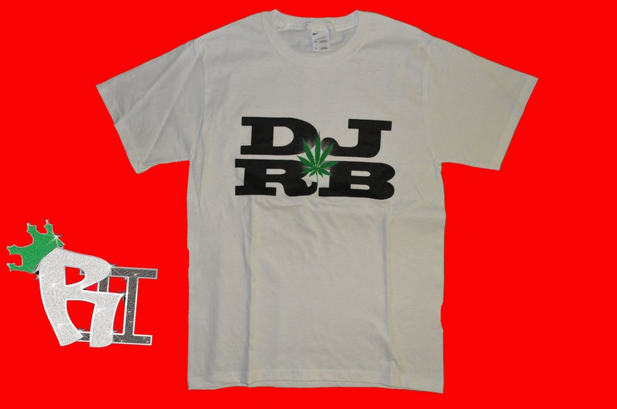 Image of Dj Ronnie Blaze T-Shirt