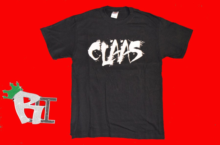 Image of ClaAs - Hip Hop Hitman T-shirt