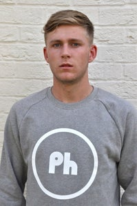 Image of Light Grey Ph Logo Sweat