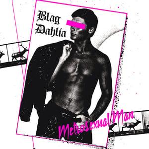 """Image of Blag Dahlia (The Dwarves) - Metrosexual Man 7"""" (Pink Vinyl)"""