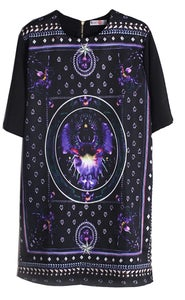 Image of 'TISCI LONG PRINT' DRESS