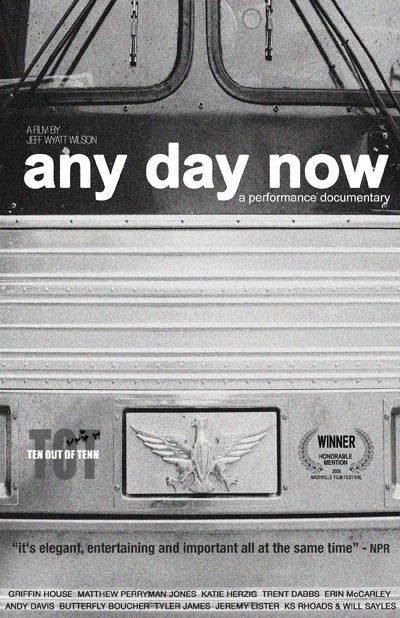 Image of Any Day Now DVD