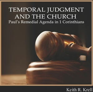 Image of TEMPORAL JUDGMENT AND THE CHURCH