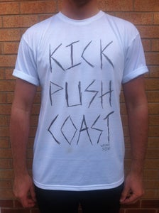 Image of Kick, Push And Coast Tee