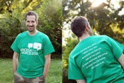 Image of Kelly Green Adult Tee