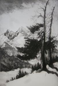 Image of Long's Peak, Colorado