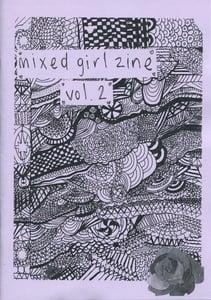 Image of Mixed Girl Zine #2