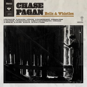 Image of Chase Pagan - 'Bells & Whistles' CD