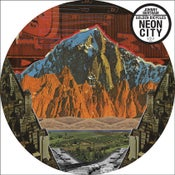 Image of Johnny Bertram & The Golden Bicycles - 'Neon City' CD