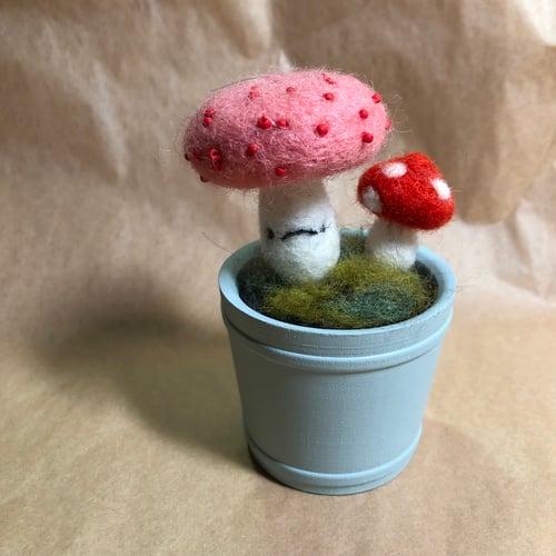 Image of mushroom pals pair #5