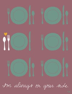 Image of Table Setting by Emily Ann Moore