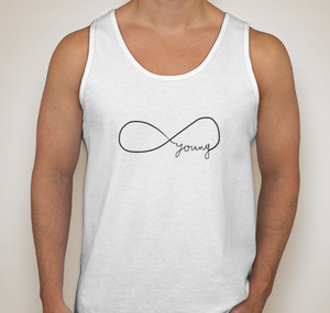 "Image of ""Forever Young"" Tank"