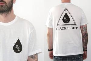 Image of Black Light - Logo - WHT