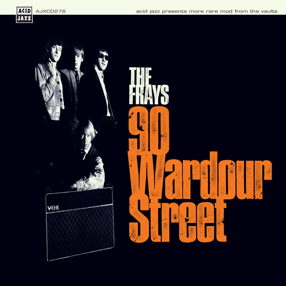 Image of The Frays - 90 Wardour Street Album (LP or CD)