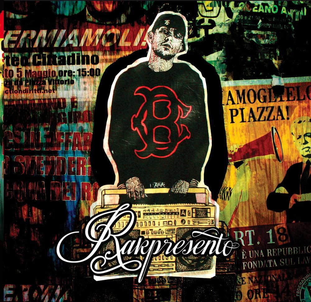 "Image of ""RAKPRESENTO"" Rak"