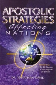 Image of Apostolic Strategies Affecting Nations - Dr. Jonathan David