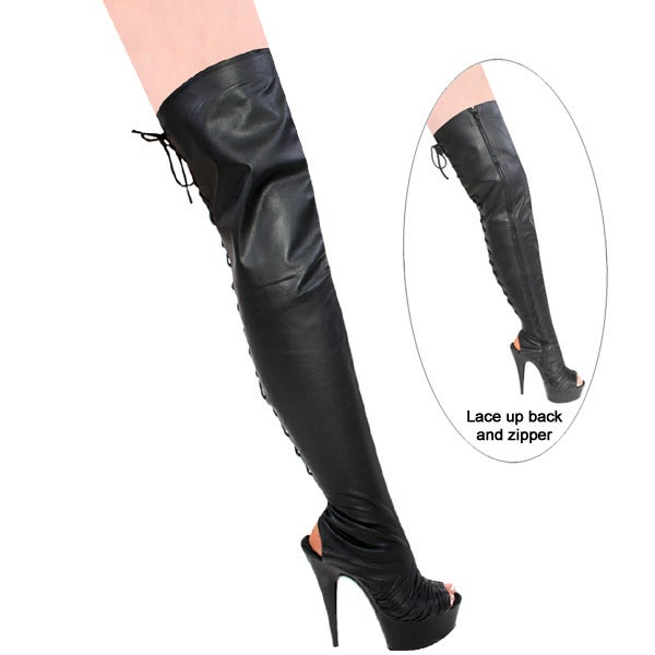 Image of karo 0975L-thigh  boot