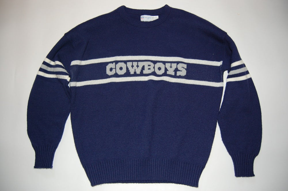 Image of Dallas Cowboys Vintage Sweater