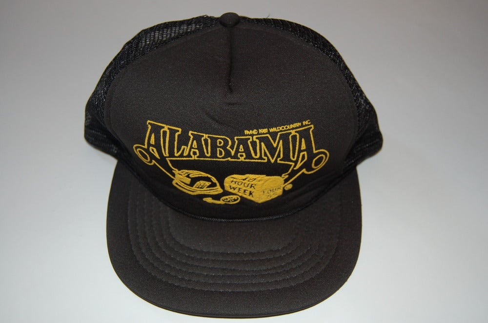 Image of Alabama Vintage Trucker Hat
