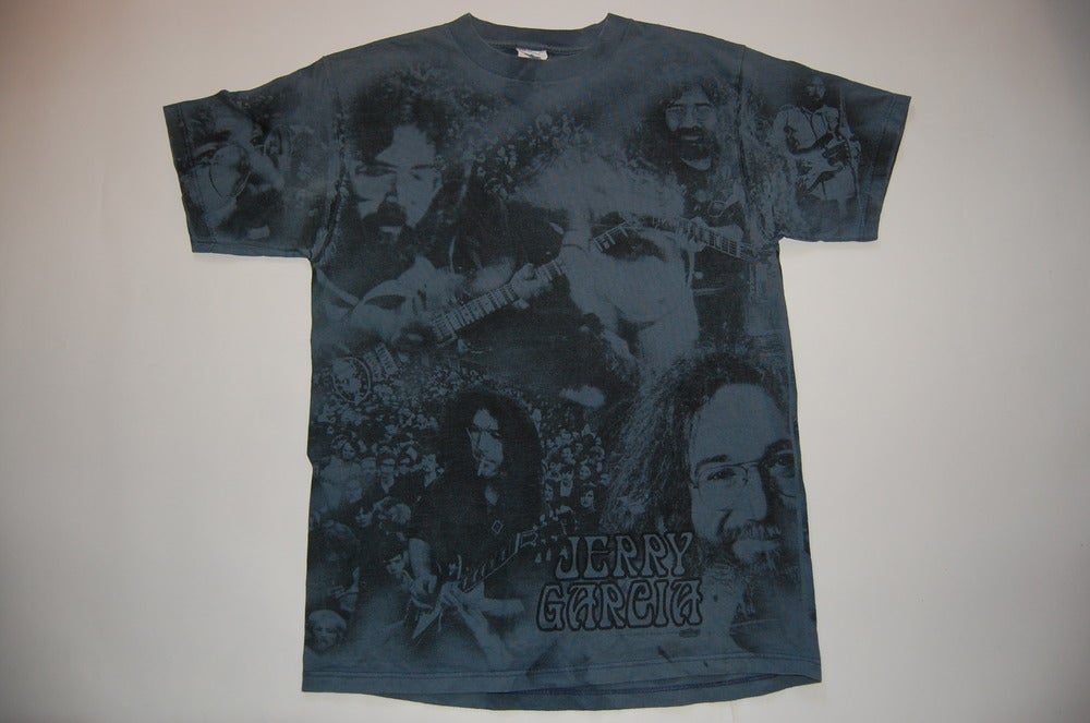 Image of Vintage Jerry Garcia Tee