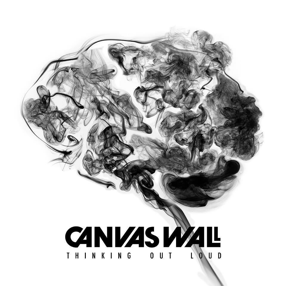 Image of Canvas Wall - Thinking Out Loud