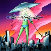 Image of The Mothership - 'Ten Miles Wide' CD