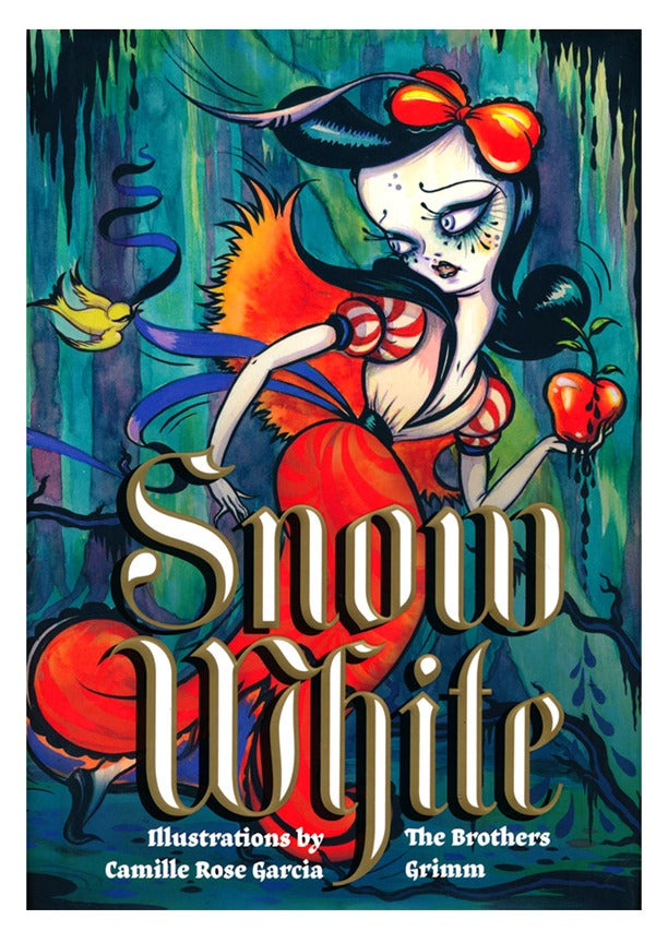 Image of Snow White book (signed copy)