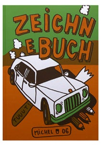 Image of Zeichne Buch / Coloriages