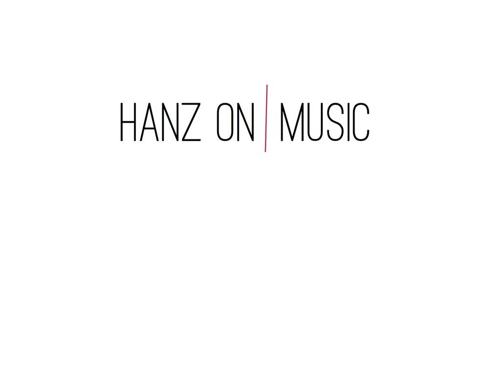 Image of Hanz On Music T-Shirt
