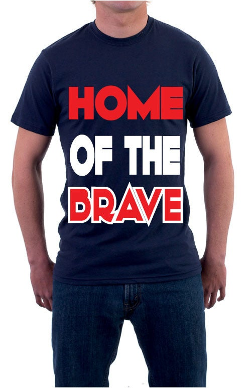 Image of HOME OF THE BRAVE