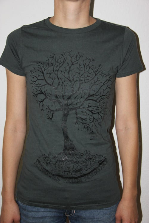 Image of Shirt (Baum) - dark grey / EarthPositive