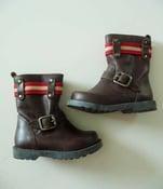 Image of Toddler Biker Boots CUTE! Sz 5