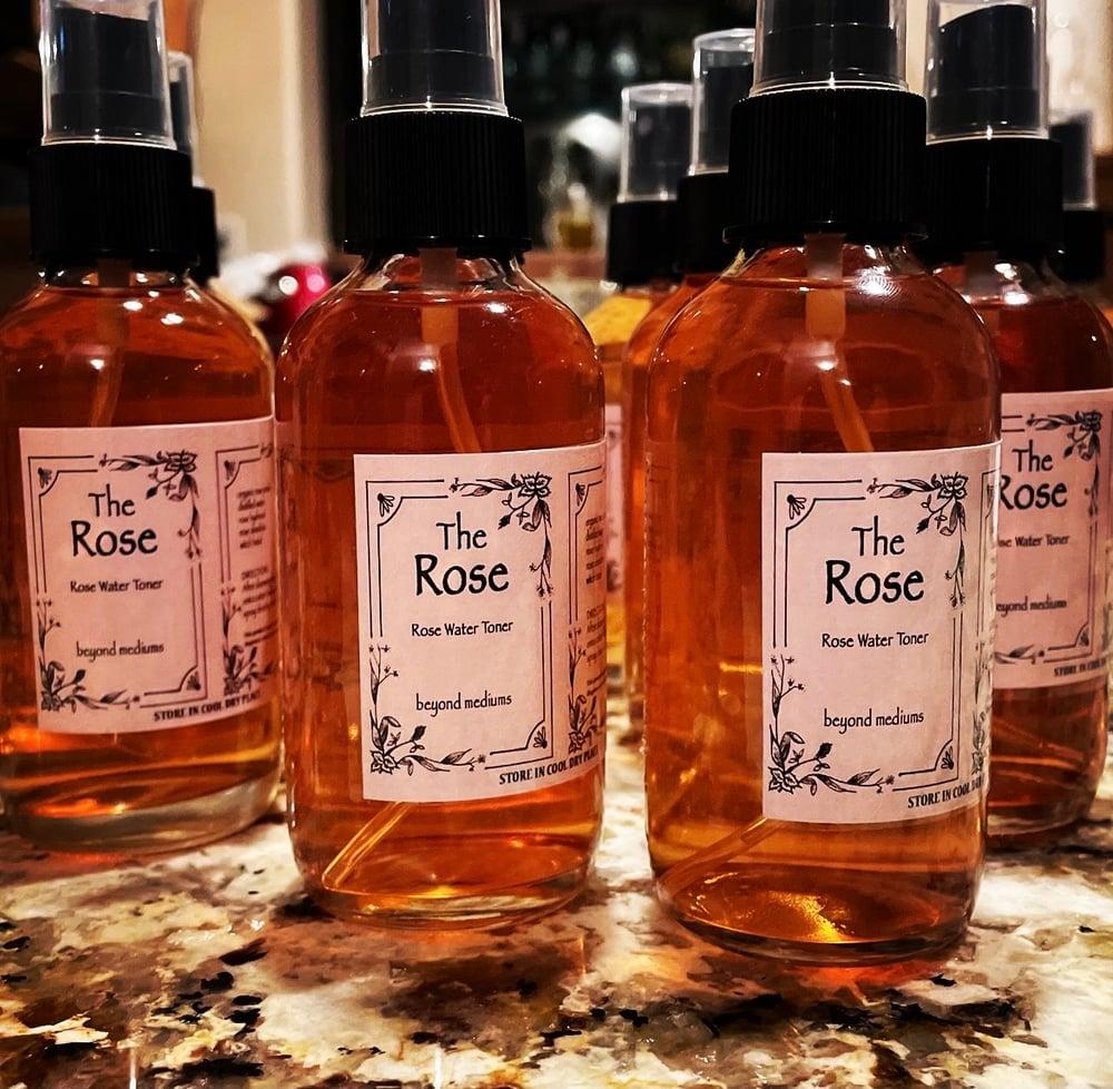 Image of Rose Water Toner