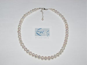 Image of Fresh water cultured pearl necklaces #1