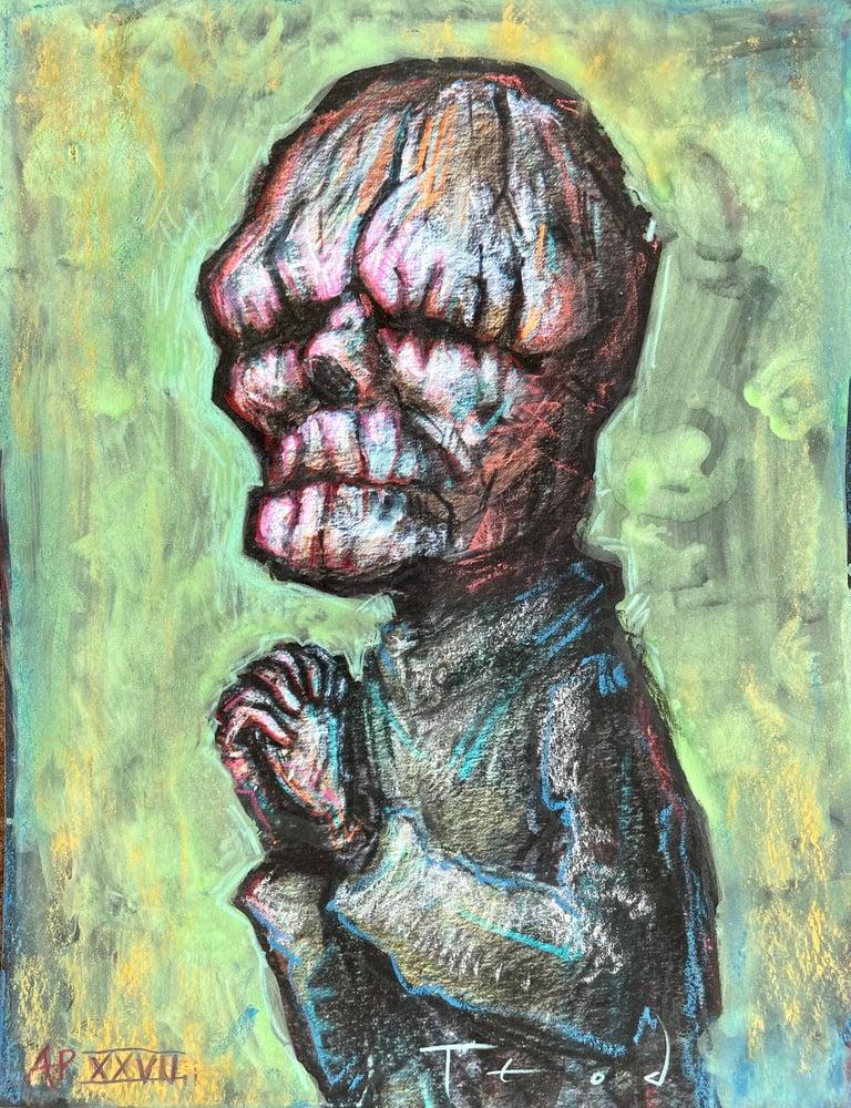 "Image of Teod ""The Butler"" Artist Embellishment #27"