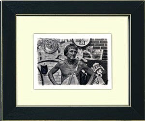 Image of framed print of original photograph - newyork245-23