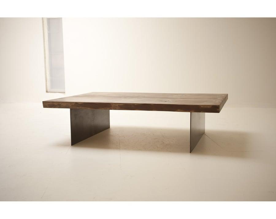 Image of Slab Coffee Table