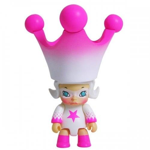 Image of Qee Molly - Ice Special Variant  2.5""