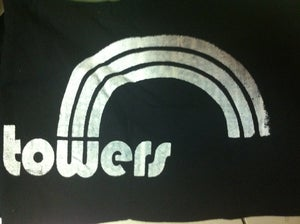 Image of Towers t-shirt LARGE