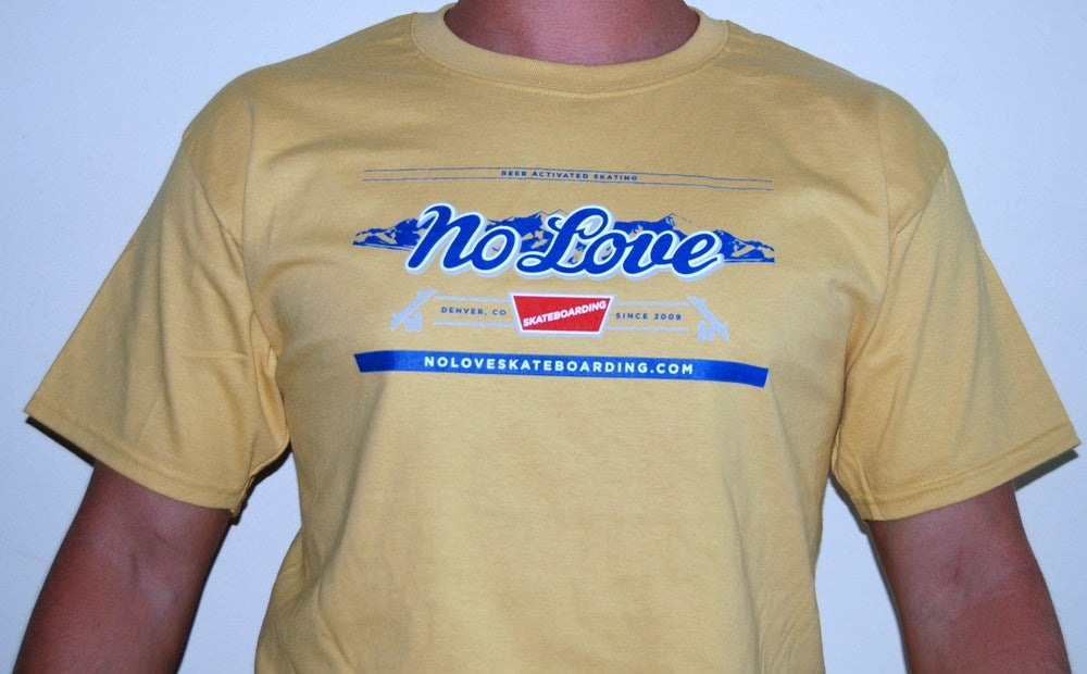 Image of Beer Can T-Shirt