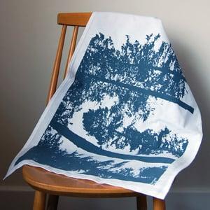 Image of Tree towel No.10