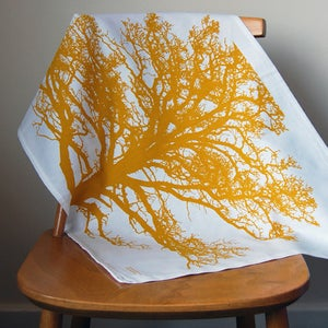 Image of Tree towel No.8