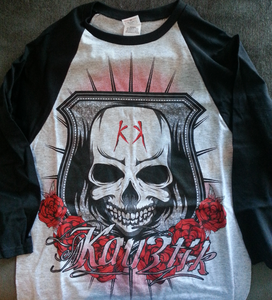 Image of Kauztik Baseball Tee
