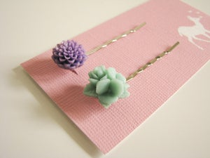 Image of Hair pin set 4