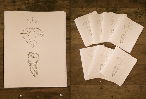 Image of Diamond Tooth Photo Zine