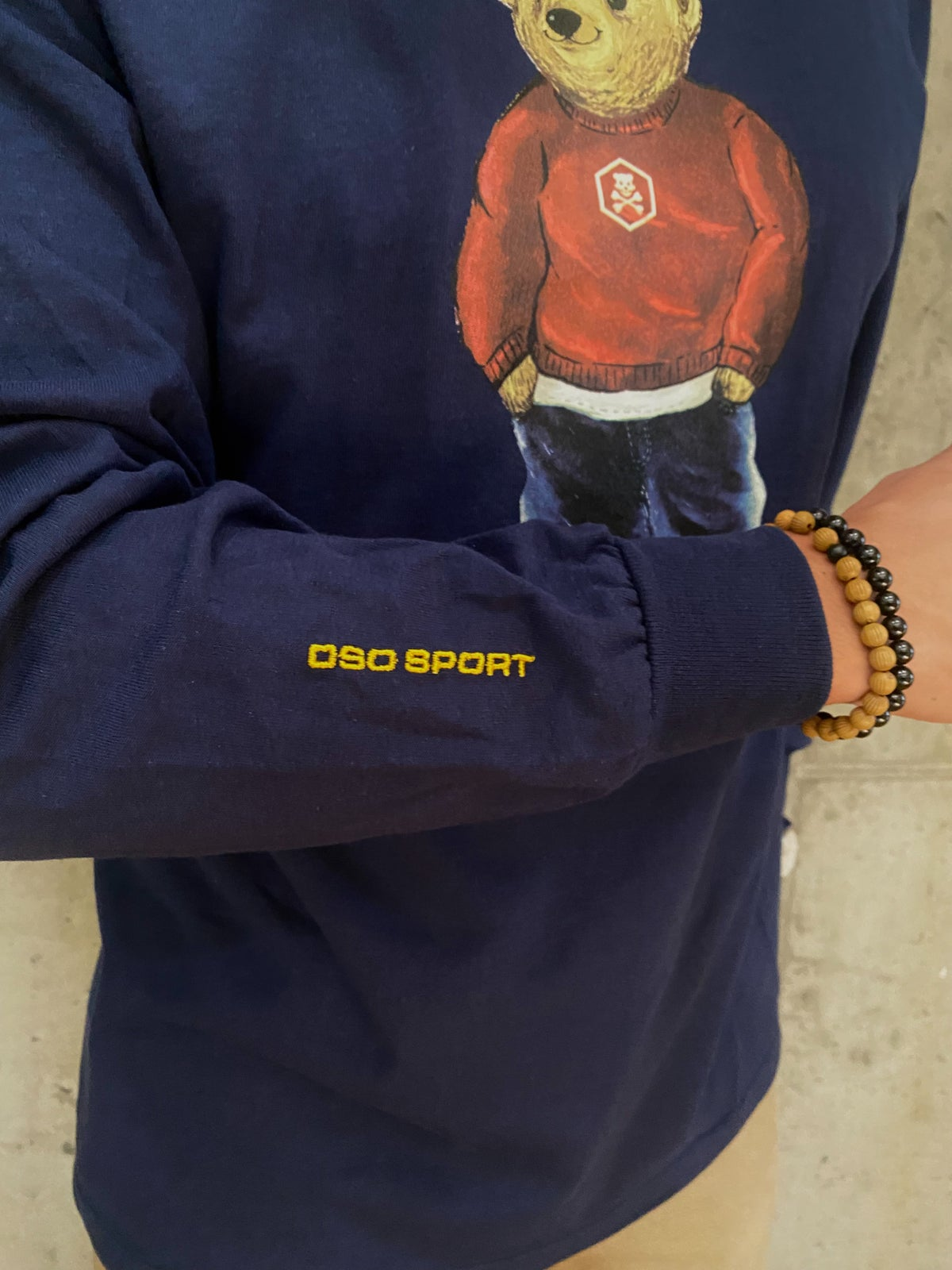 NEIGHBEAR 001 | T-Shirt (Longsleeve)