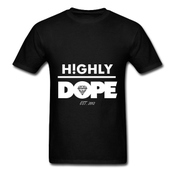 Image of H!ghly Dope Black Diamond Tee
