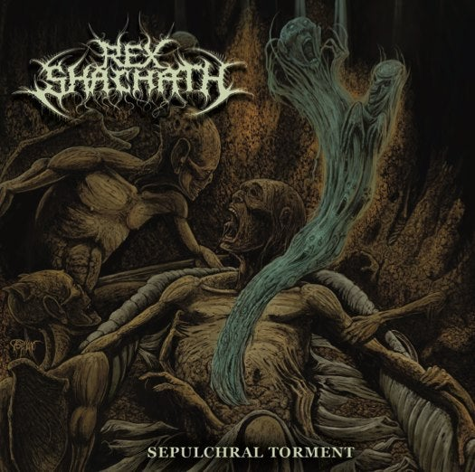 Image of Sepulchral Torment EP w/ FREE POSTER