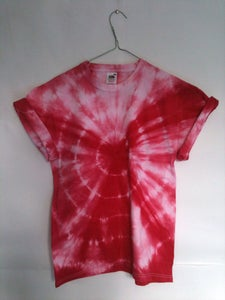 Image of *NEW* Hand Made Tie Dye T-shirt. Unisex. Size medium