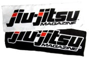 Image of Jiu-Jitsu Magazine Gi-Patch (White or Black)